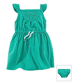 Carter's® Baby Girls' 2-Piece Dress Set