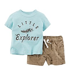 Carter's® Baby Boys' 2-Piece Shorts Set
