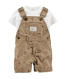 Carter's® Baby Boys' 2-Piece Shortall Set