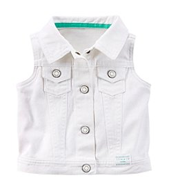 Carter's® Baby Girls' Denim Vest