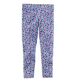 Carter's® Girls' 2T-5T Ditsy Floral Leggings
