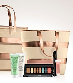 Lancome® Summer Collection $39.50 With Any Lancome Purchase (A $137 Value)