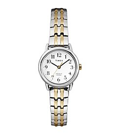Timex® Women's Easy Reader Dressy Expansion Band Watch
