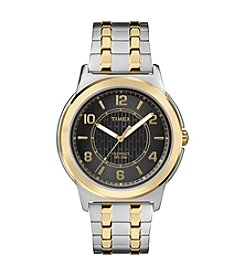 Timex® Men's Dressy Expansion Band Watch