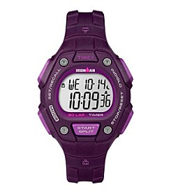 Timex® Women's Ironman Traditional 30-Lap Mid-Size Watch