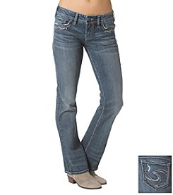 Silver Jeans Tuesday Low Bootcut Jeans
