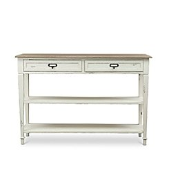 Baxton Studios Dauphine Traditional French Accent Console Table
