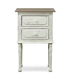 Baxton Studios Anjou Traditional French Accent Nightstand