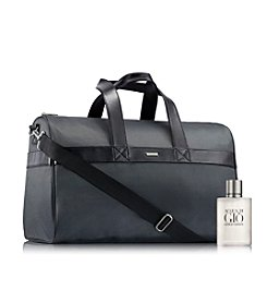 Giorgio Armani® Acqua Di Gio Eau De Toilette And Duffle Bag