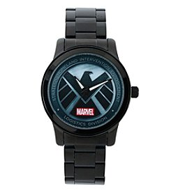 Marvel® Agents of Shield Men's Casual Black Watch