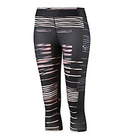 PUMA® Printed Cropped Leggings