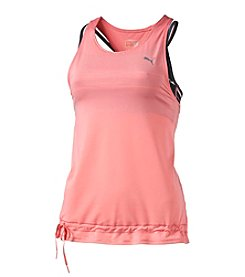 PUMA® Racerback Two-In-One Tank