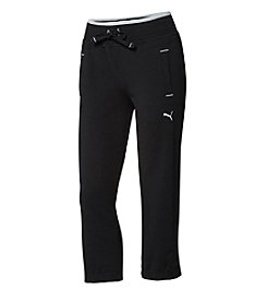 PUMA® Cropped Sweatpants
