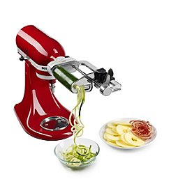 KitchenAid® KSM1APC Stand Mixer Spiralizer Attachment