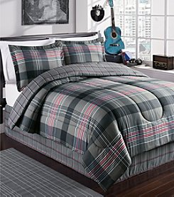 LivingQuarters Jason 4-pc. Comforter Set