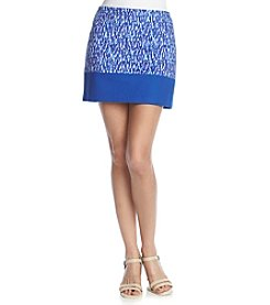 MICHAEL Michael Kors® Printed Mini Skirt