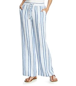 MICHAEL Michael Kors® Striped Wideleg Pant