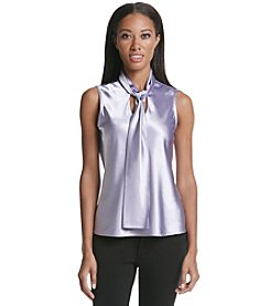 Nine West® Tie Front Blouse