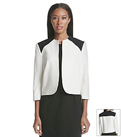 Nine West® Colorblock Jacket