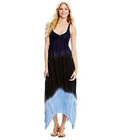 Jessica Simpson Dip Dye Maxi Dress