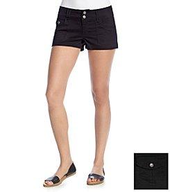 Boom Boom Flap Pocket Shorts
