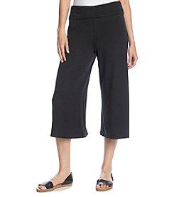 Ultra Flirt® Foldover Waist Gaucho Pants