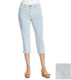 NYDJ® Railroad Cropped Pants