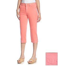 NYDJ® Ariel Cropped Pants