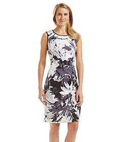 Nine West® Printed Shift Dress