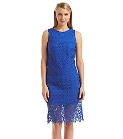 Julia Jordan® Crochet Dress