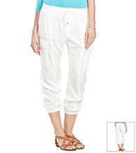 Lauren Ralph Lauren® Moto Cargo Pants