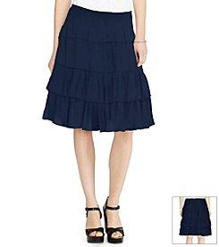 Lauren Ralph Lauren® Tiered Skirt