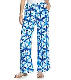MICHAEL Michael Kors® Tie Dye Wide Leg Pants