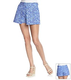 MICHAEL Michael Kors® Inverted Pleat Skort