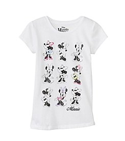 Disney® Girls' 7-16 Minnie Tee