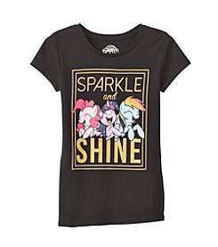 Disney® Girls' 7-16 My Little Pony Sparkle And Shine Tee