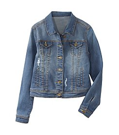 Vigoss® Girls' 7-16 Denim Jacket