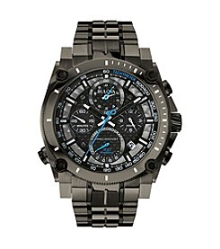 Bulova® Men's Gunmetal Grey Watch