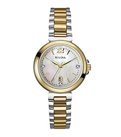 Bulova® Women's Diamond Watch