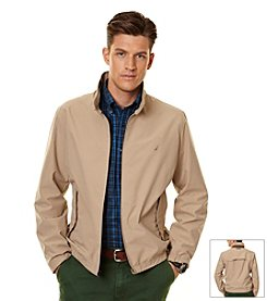 Nautica® Men's Big & Tall Barracuda Bomber Jacket