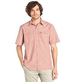Bass® Men's Short Sleeve Plaid Explorer Shirt