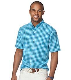 Chaps® Men's Short Sleeve Lansing Woven