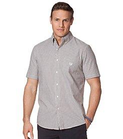Chaps® Men's Short Sleeve Seersucker Leroy Shirt