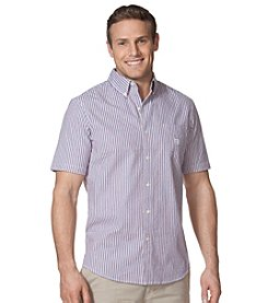 Chaps® Men's Short Sleeve Seersucker Woven