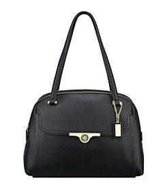 Anne Klein® Lady Lock Large Satchel