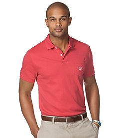 Chaps® Men's Short Sleeve Interlock Polo