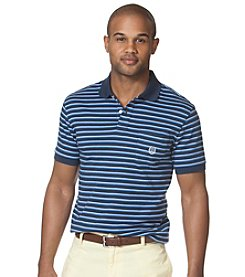 Chaps® Men's Short Sleeve Springwater Interlock Polo