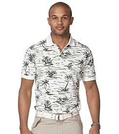Chaps® Men's Short Sleeve Waldberg Pique Polo