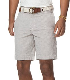 Chaps® Men's Seersucker Stripe Short