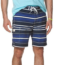 Chaps® Men's Striped Swim Shorts